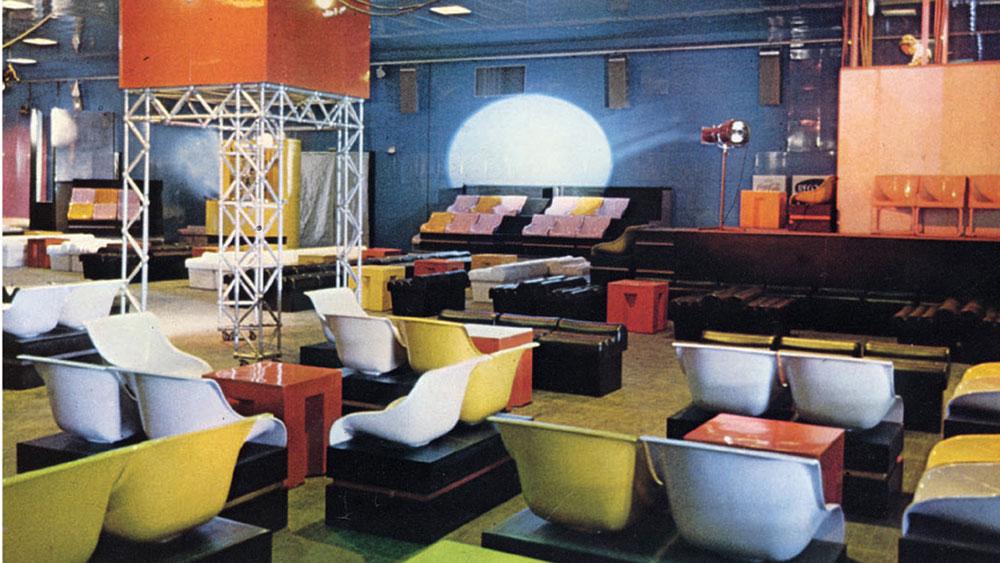 1960s Italian nightclub