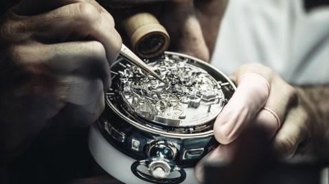 Vacheron Constantin watchmaking