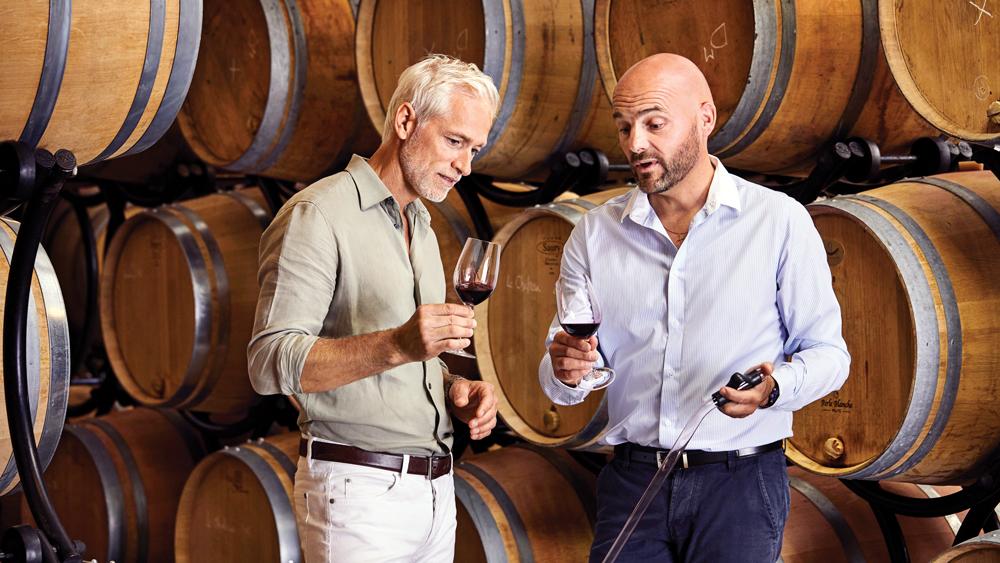 Viniv wine program