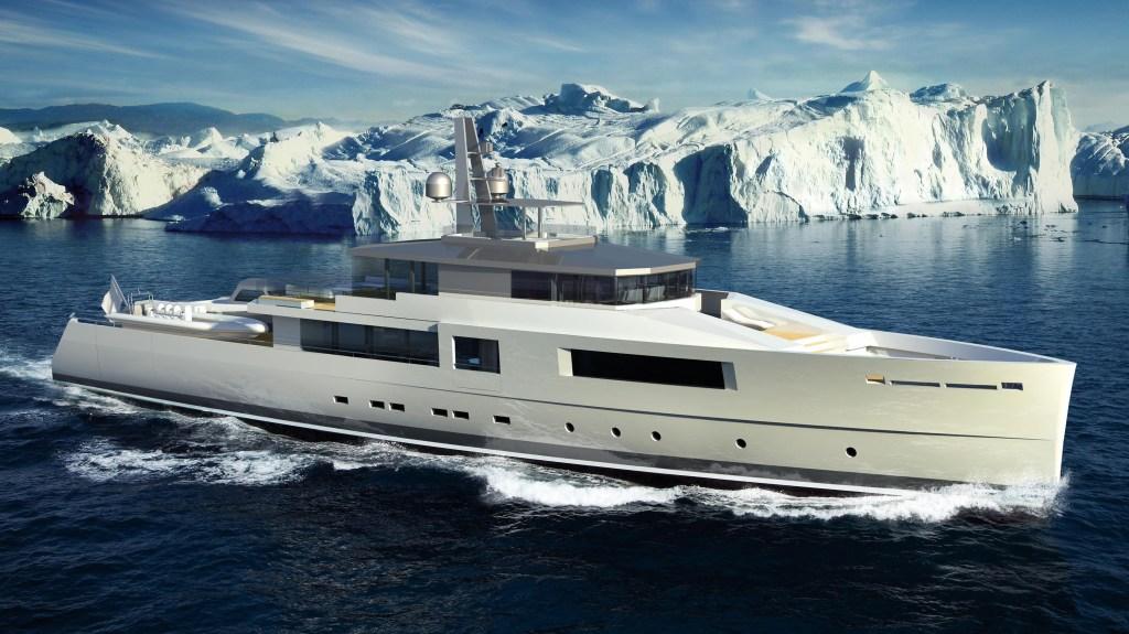 Philippe Briand Vitruvius Expedition Yacht Explorer Adventure