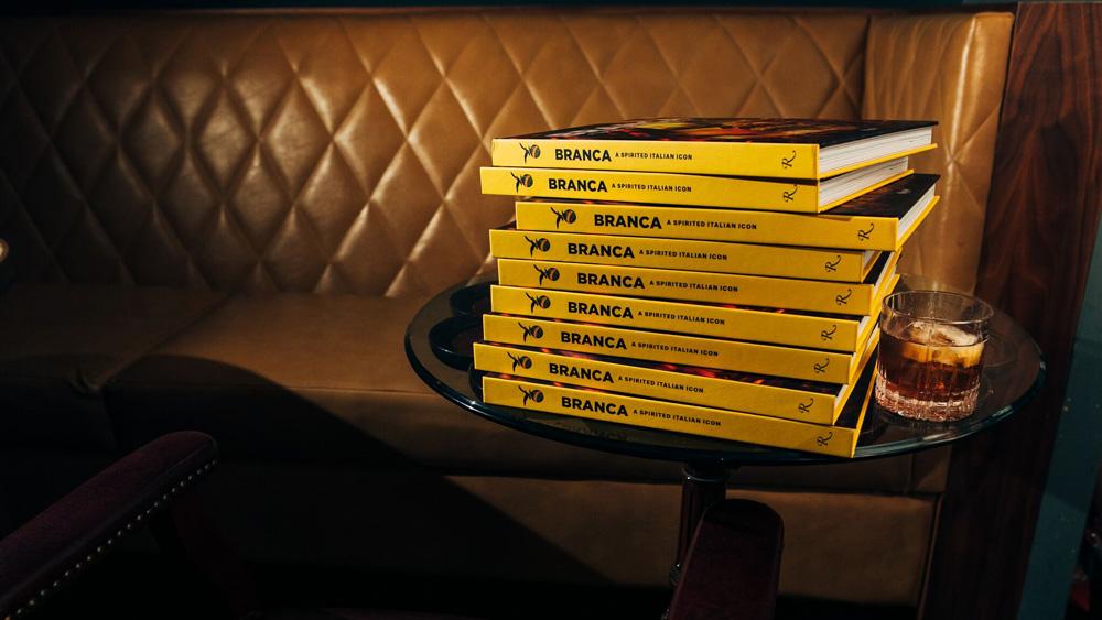 Branca: A Spirited Italian Icon books