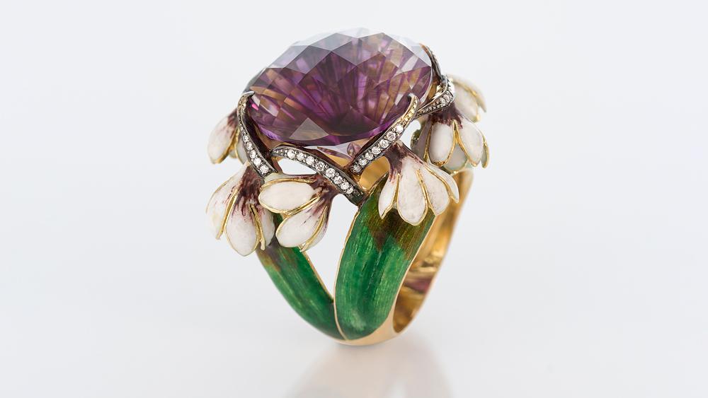 Contemporary Russian Jewelry Artist