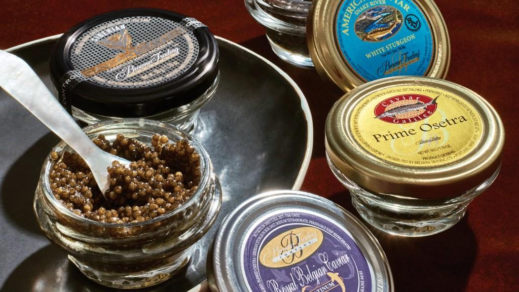 osetra caviar belgium