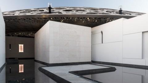 Jenny Holzer For Louvre Abu Dhabi