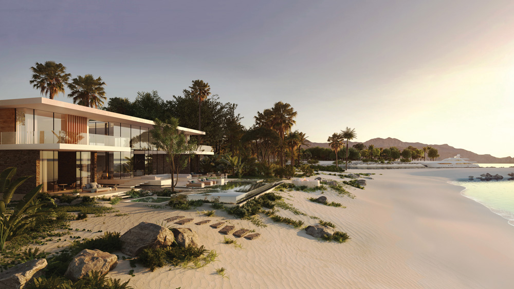 Four Seasons Private Beachfront Yacht Villa