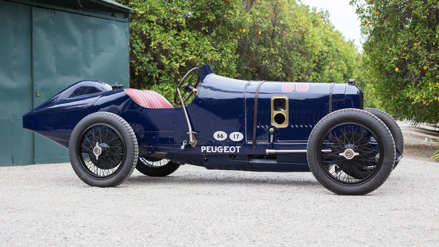 1914 Peugeot L45 Grand Prix