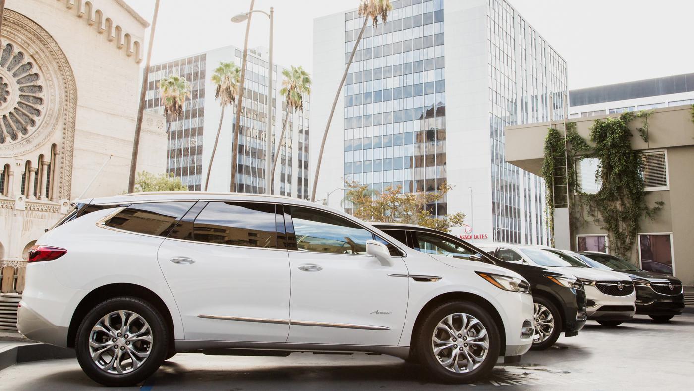 Buick's 2018 Enclave Avenir.