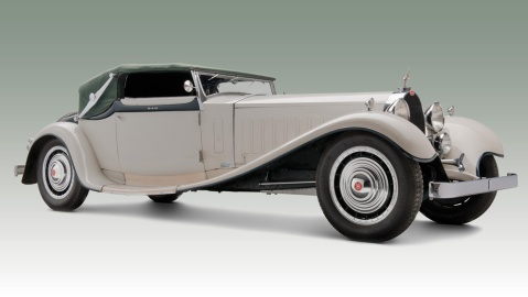 Henry Ford 1931 Bugatti Type 41 Royale