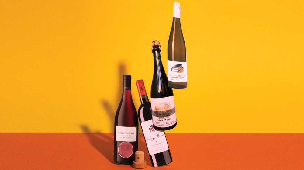 Wines for the adventurer