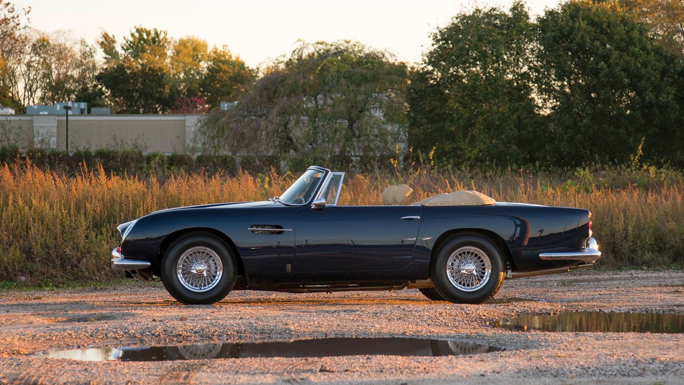 1965 Aston Martin Db5 Convertible Robb Report