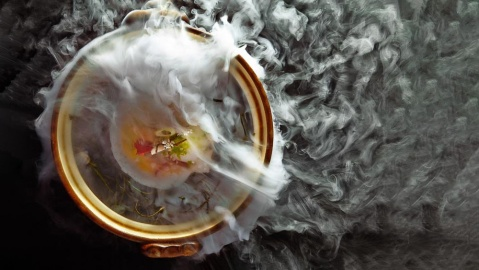 scallop smoke