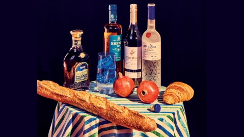 Spirits from Armenia and France