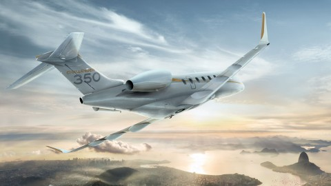 Bombardier Challenger 350 private aviation business jet charter