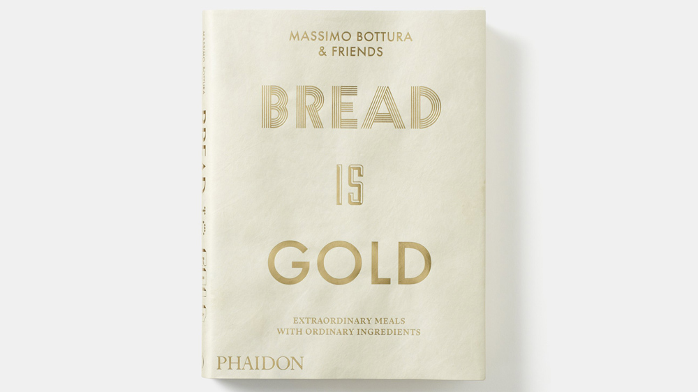 Bread is Gold cookbook