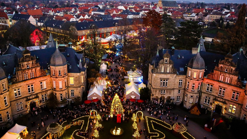 Bückeburg Christmas Market
