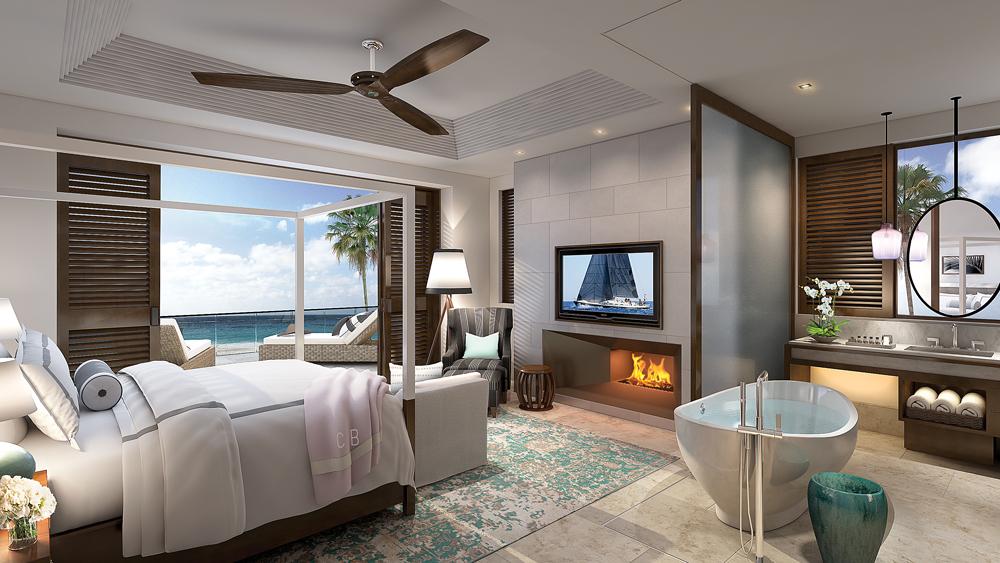 Penthouse at Caroline Bay, Bermuda