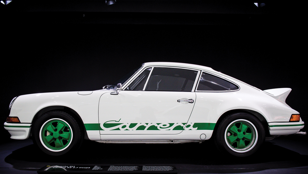 1973 911 Carrera RS 2.7 coupe