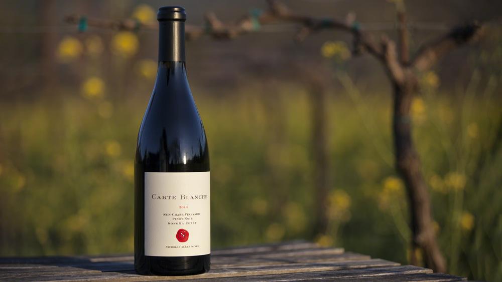 Carte Blanche 2014 Pinot Noir Sonoma Coast