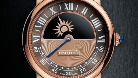 Cartier SIHH Mysterious Day and Night