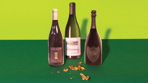 Wines for your CFO