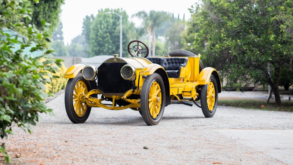 Circa 1908 Mercedes-Simplex 65HP Two Seater Raceabout