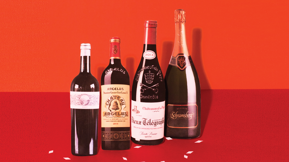 wines for the consummate host