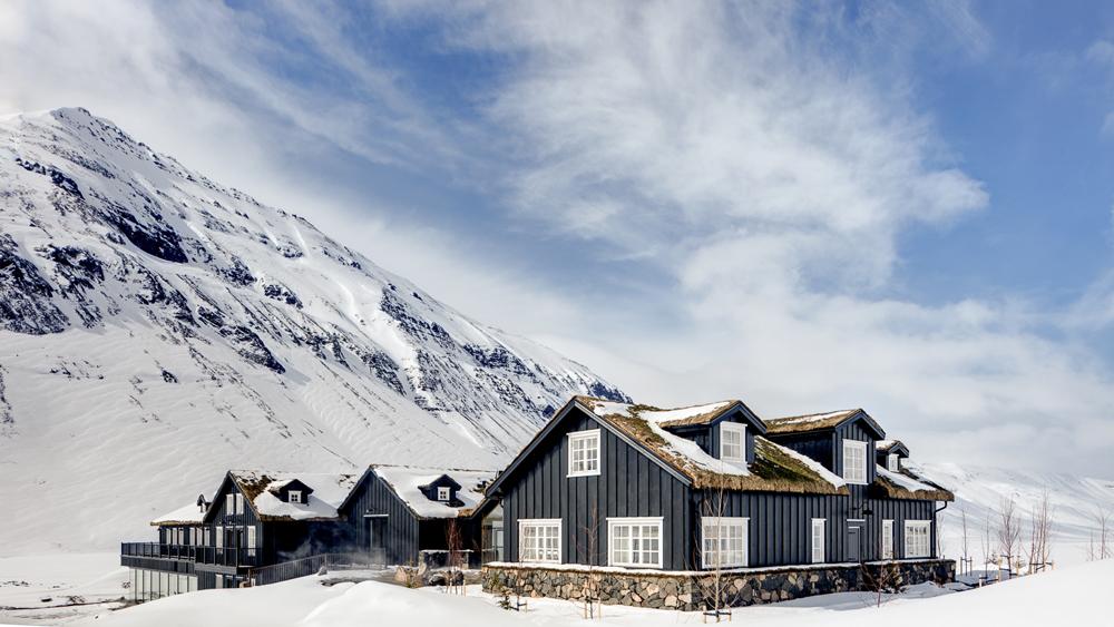 Deplar Farm Iceland
