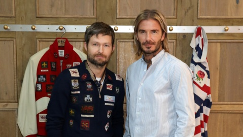 Kent & Curwen Opens New London Boutique