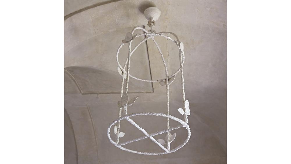 Diego Giacometti's 1983 lantern