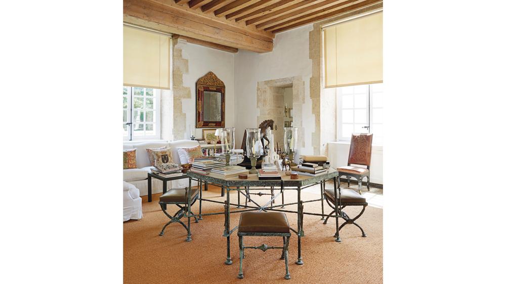 Diego Giacometti's 1983 table