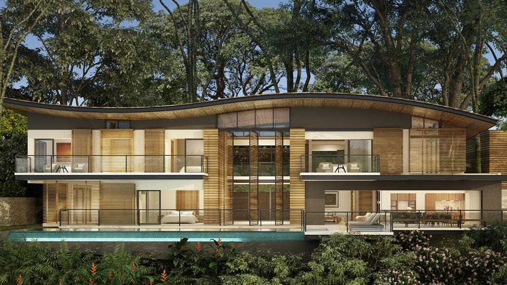 Four Seasons Oceanfront Villas for Sale in Costas Rica