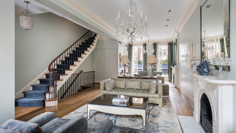 Historic Townhouse in New York City's West Village