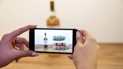The Macallan 12 AR Experience app