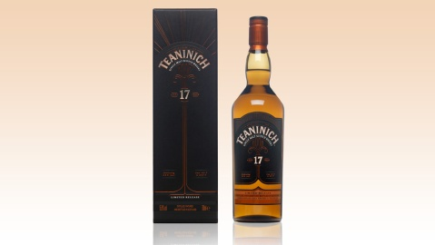 Diageo's 2017 Special Release of Teaninich 17 Year Old Whisky