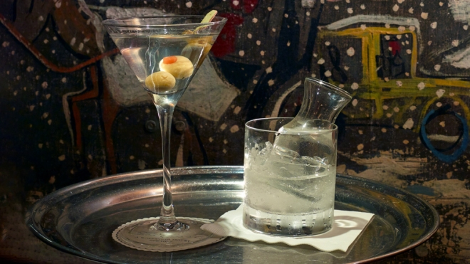 Bemelman's Bar at the Carlyle