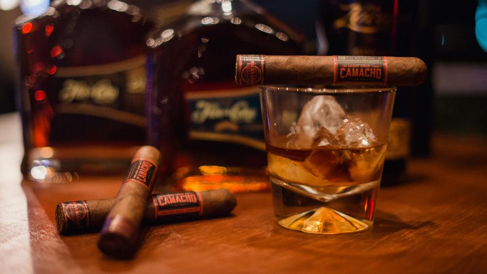 Camp Camacho Cigar and Rum