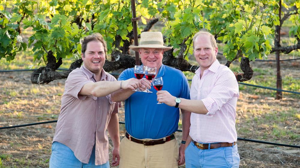 Joe Donelan family wines