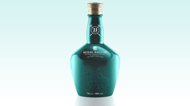 Royal Salute 21 Year Old Polo Edition Blended Whisky