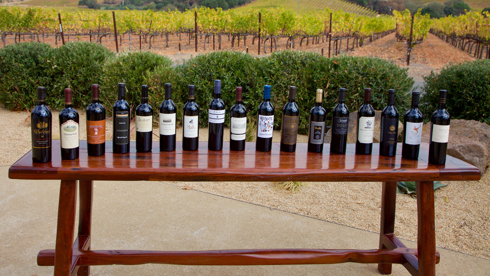 Stags Leap District Appellation Collection 2017