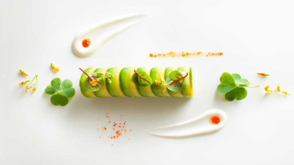 avocado prawns