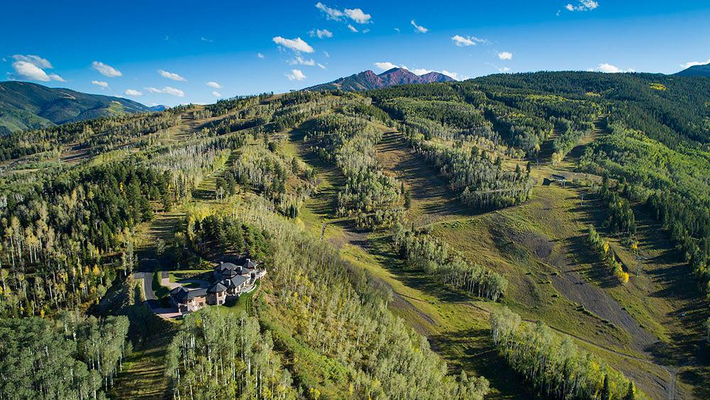Mountain Ranch in Aspen, Colorado