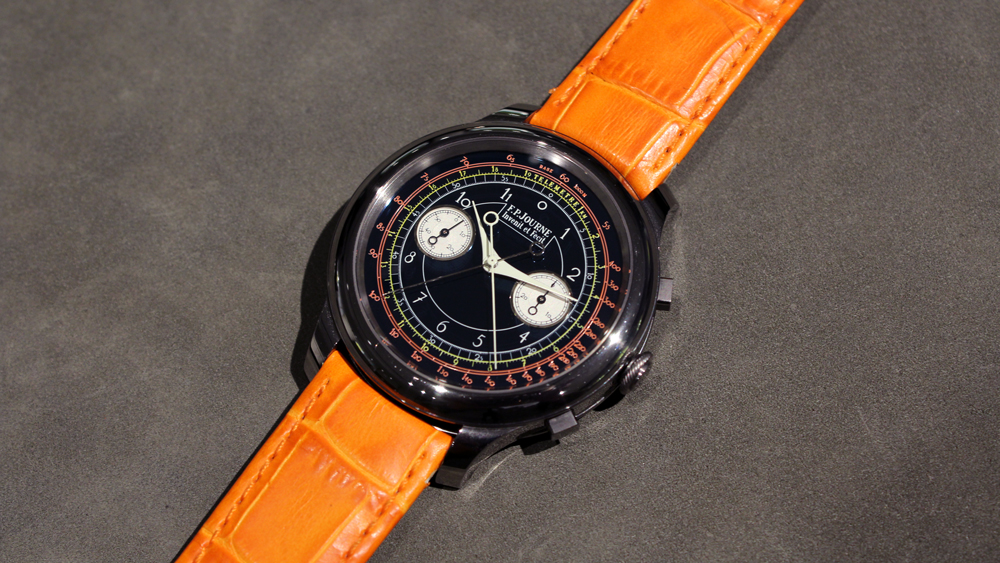 F.P. Journe Chronographe Monopoussoir Rattrapante for Only Watch 2017