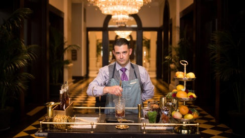 U.S. Grant Hotel Rendezvous Series