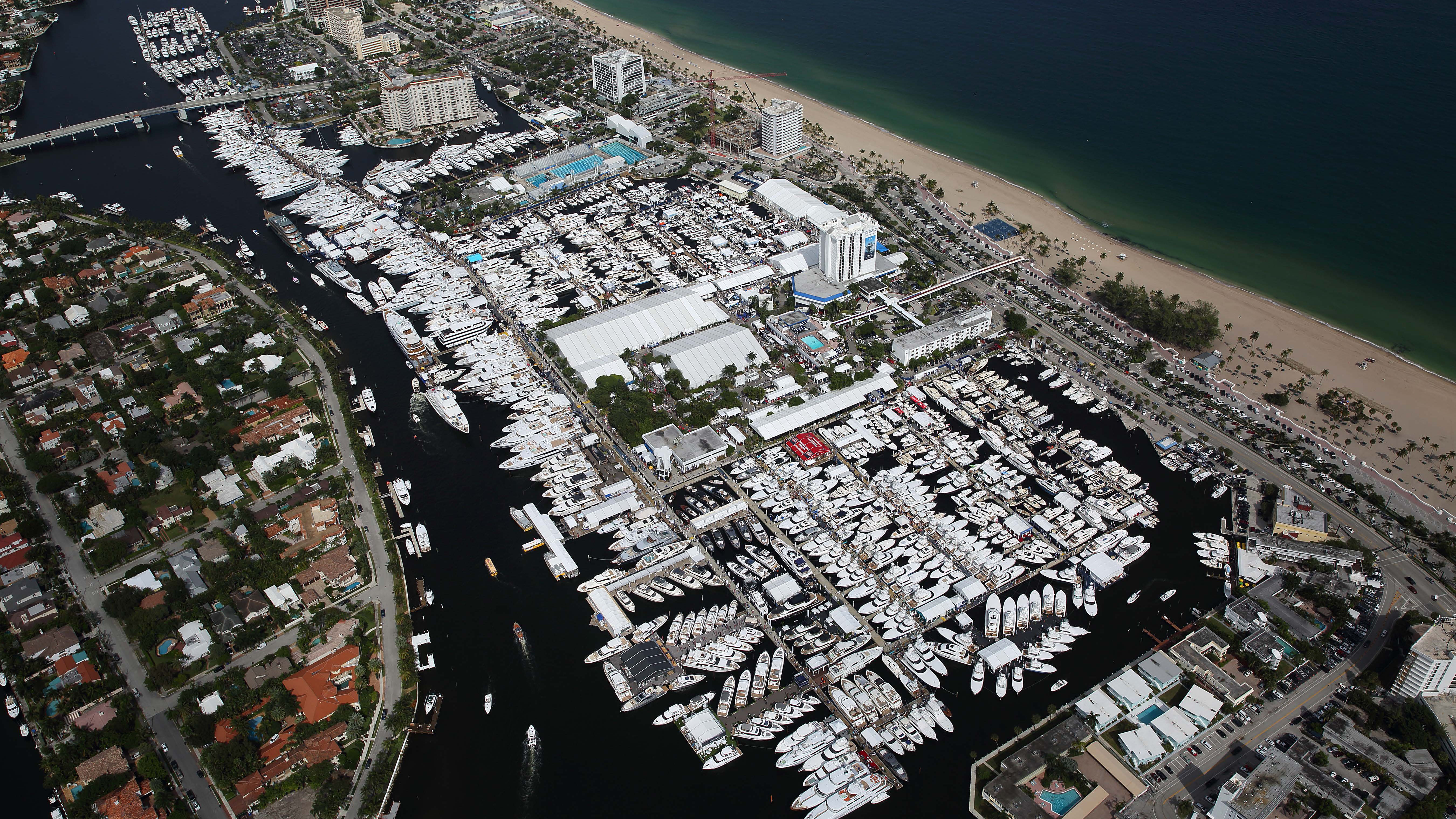 Fort Lauderdale International Boat Show FLIBS yachts superyachts