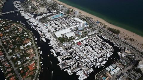 Fort Lauderdale International Boat Show FLIBS yachts superyachts