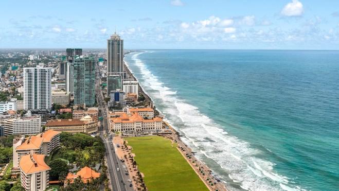 Luxury hotel in Colombo Sri Lanka