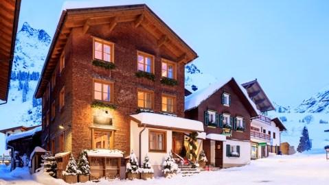 House Hannes Schneider Stuben, Austria