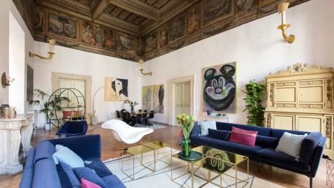 Rome's New Costaguti Experience Rental Villa