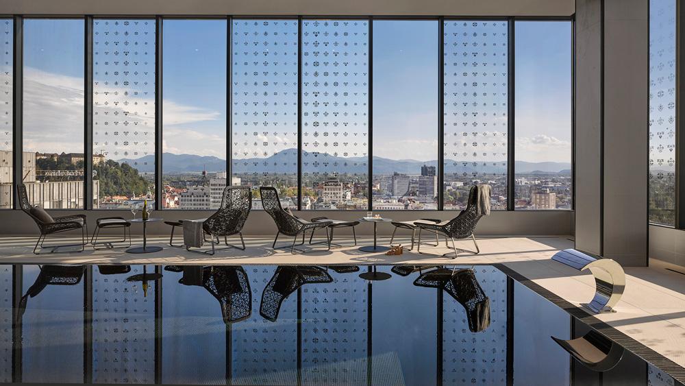 The New InterContinental Ljubljana