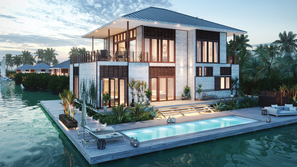 Itz'ana Resort & Residences villa